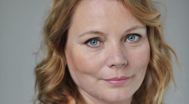 Joanna Scanlan plays Charles Dickens' wife in new film The Invisible Woman