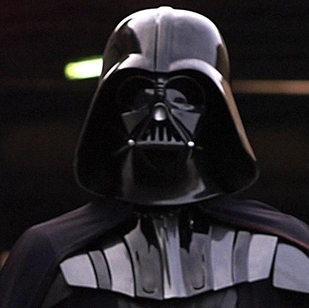 Star Wars villain Darth Vader