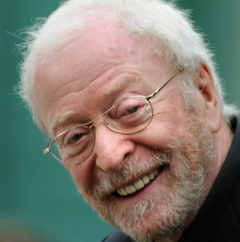 Sir Michael Caine will star in The Secret Service