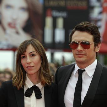 Gia Coppola directs James Franco in new film Palo Alto, based on the book he wrote