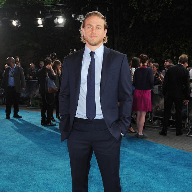 Charlie Hunnam will play Christian Grey in the 50 Shades Of Grey adaptation