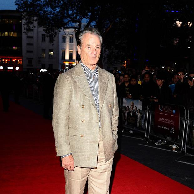 Bill Murray will play a washed up music manager in Rock The Kasbah
