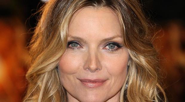Michelle Pfeiffer said she isn't worried about getting older