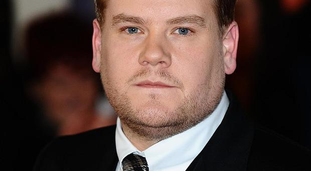 James Corden has started rehearsing with Meryl Streep
