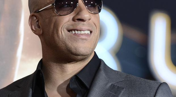 Vin Diesel is looking forward to Fast 7