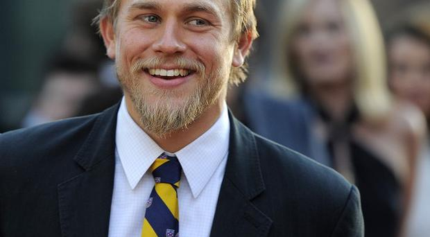 Charlie Hunnam will star in Fifty Shades Of Grey