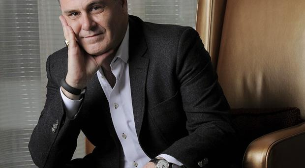Matthew Weiner has been waiting a long time to get his film You Are Here made