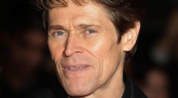 Willem Dafoe has a role in The Fault Is In Our Stars