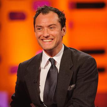 Jude Law piled on the pounds to play Dom Hemingway