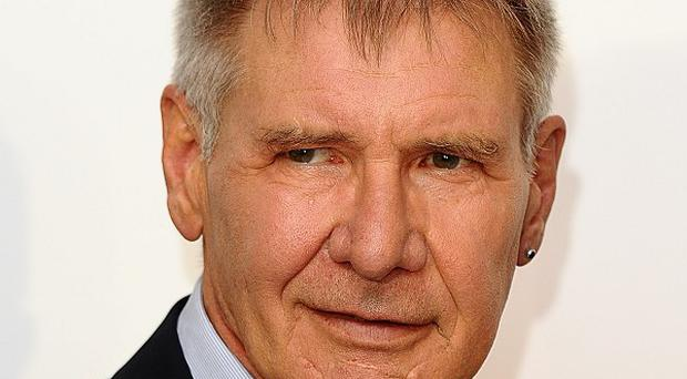 Harrison Ford has no plans to give up acting just yet