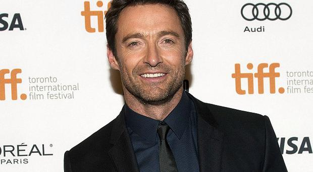 Hugh Jackman revealed he likes to try different types of roles