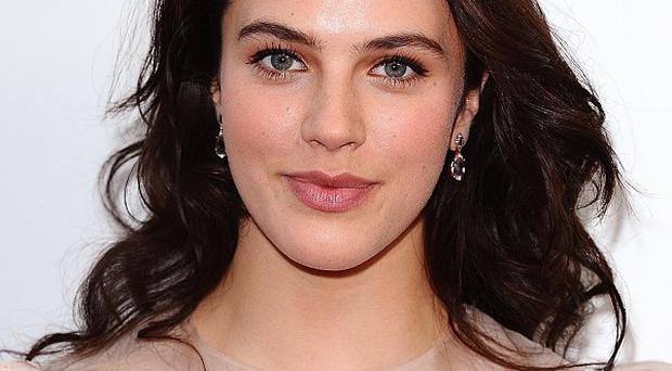 Jessica Brown Findlay has been linked to the Frankenstein film