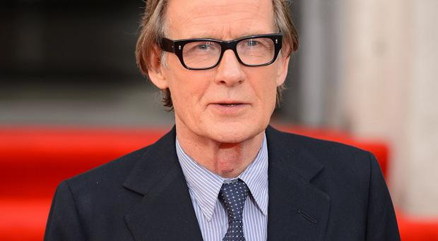 Love Actually meant the end of auditioning for Bill Nighy