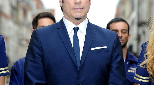 John Travolta has had his share of gangster roles