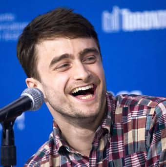 Daniel Radcliffe says his F Word character is closer to him than most he has played