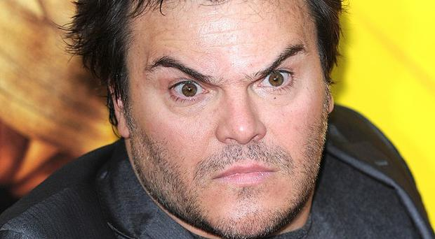 Jack Black is being linked to the Goosebumps project