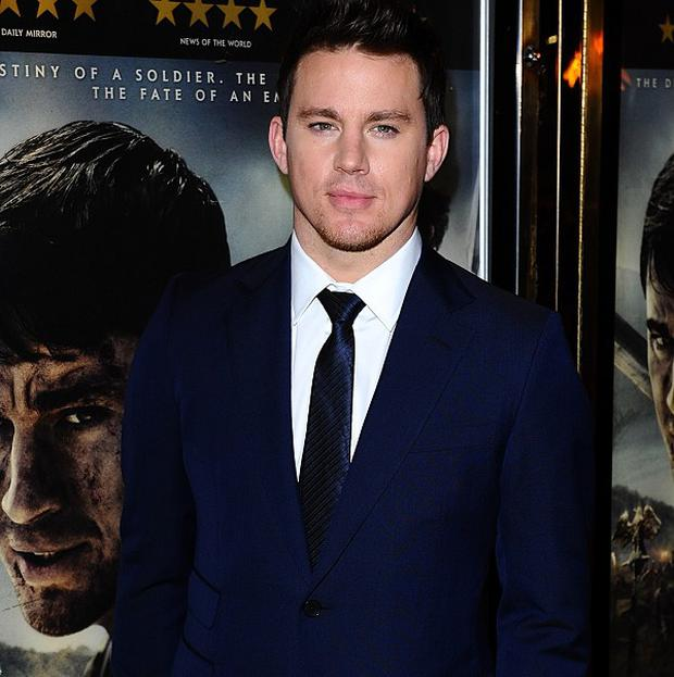 Channing Tatum would like to play Gambit