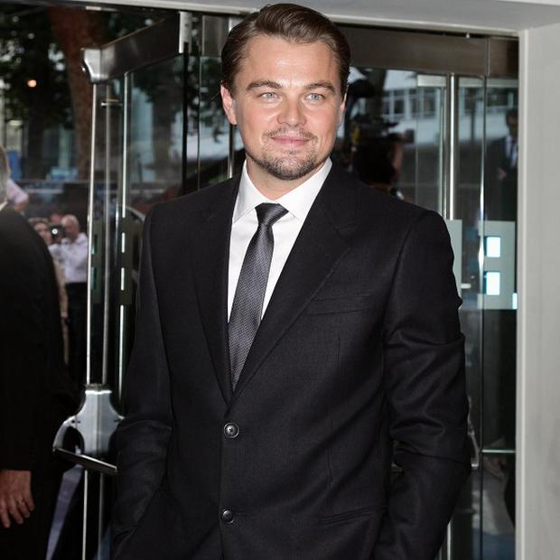 Leonardo DiCaprio is set for the Woodrow Wilson biopic