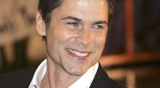 Rob Lowe is being linked to a role in Sex Tape