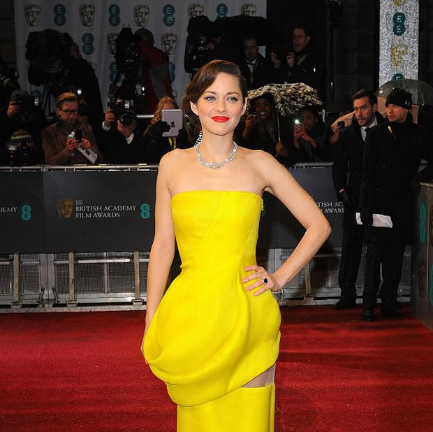 """Marion Cotillard has confessed working with her director partner Guillaume Canet can be """"hell"""""""