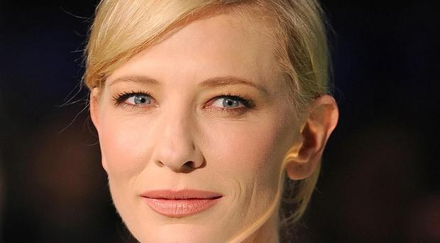 Cate Blanchett is heading behind the camera