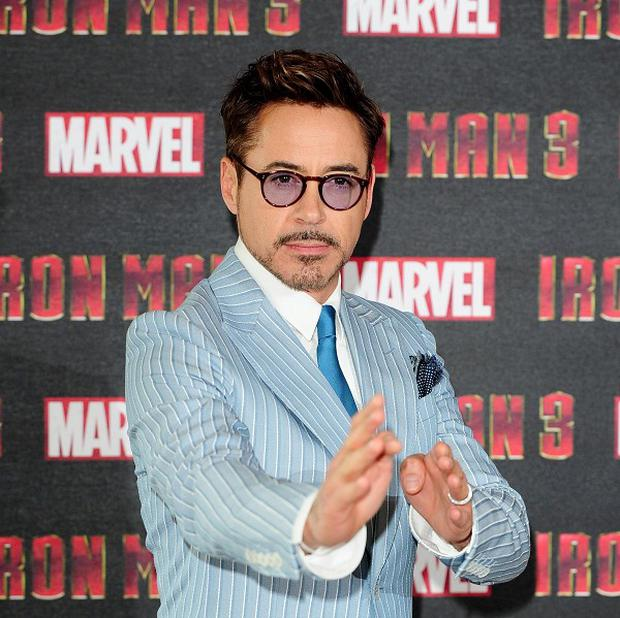 Robert Downey Jr says his Iron Man suit is much easier to wear these days