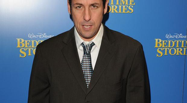 Adam Sandler is said to be hammering out a deal for The Cobbler