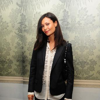 Thandie Newton fell ill while filming Half Of A Yellow Sun in Nigeria