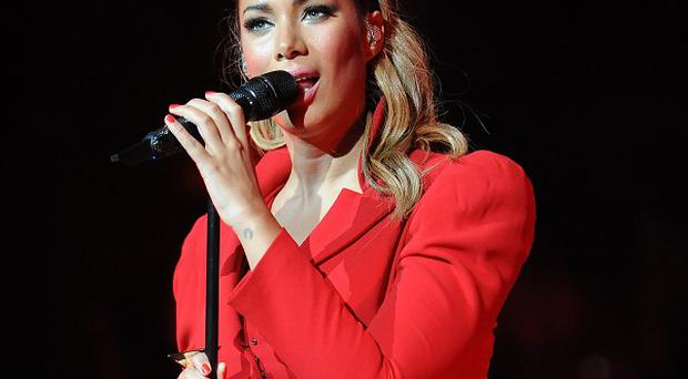 Leona Lewis is excited about her new film role