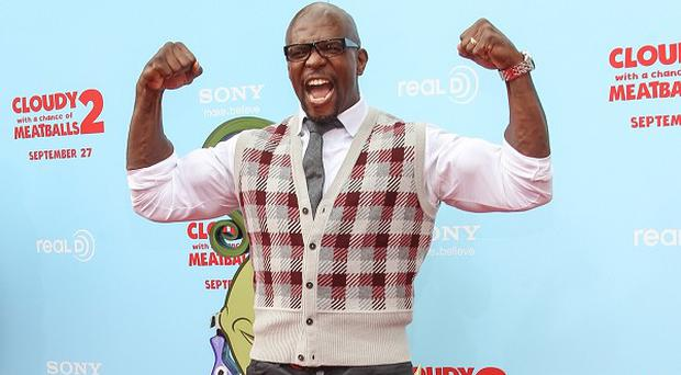Terry Crews is delighted to be working with Wesley Snipes in The Expendables 3