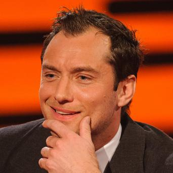 Jude Law is looking forward to the third Sherlock Holmes film