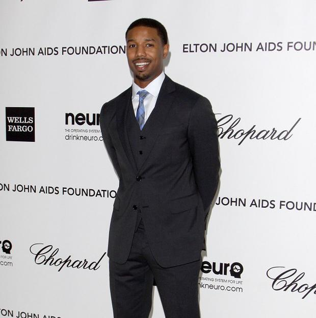 Michael B Jordan is reportedly on the wish list for the Independence Day sequel