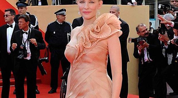 Cate Blanchett was 'terrified and excited' about playing Jasmine
