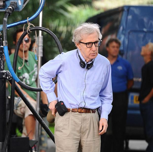 Woody Allen wrote the lead in Blue Jasmine with Cate Blanchett in mind
