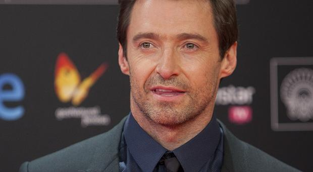 Hugh Jackman has confirmed his role in Chappie