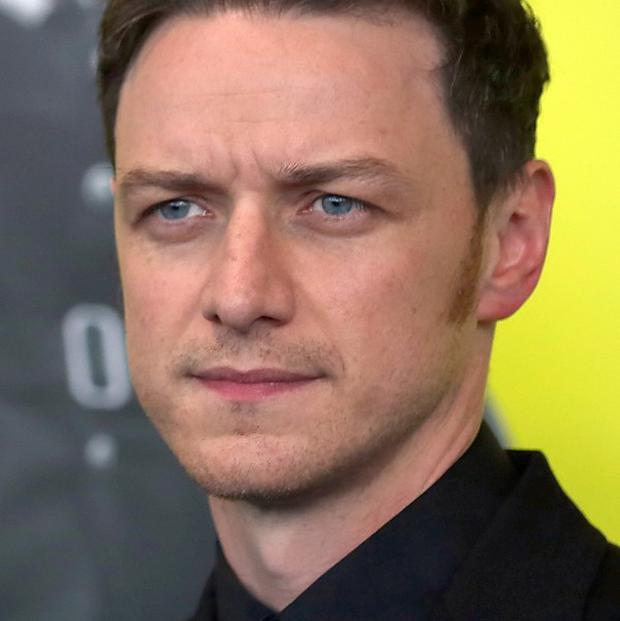 James McAvoy would play Jimmy Savile if Irvine Welsh penned a script, the Scottish novelist said