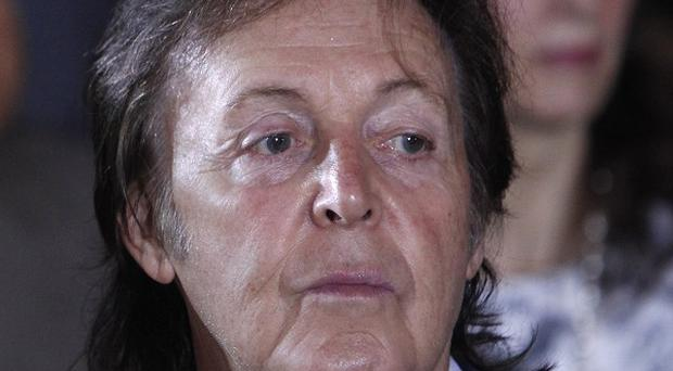 Sir Paul McCartney's book is to be made into an animated film