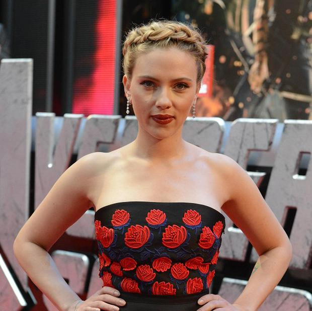 Scarlett Johansson says Black Widow is both sexy and strong
