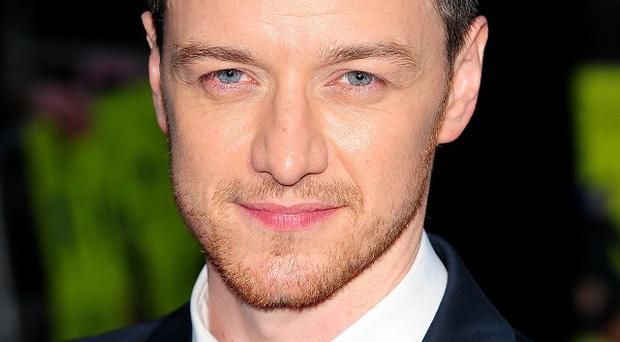 James McAvoy is eagerly anticipating the next X-Men film