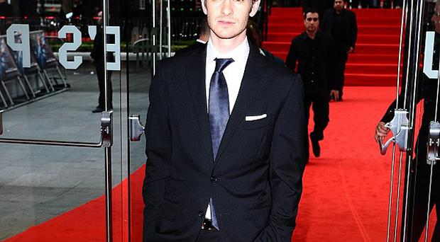Andrew Garfield stars in the Amazing Spider-Man films