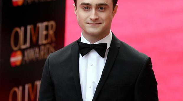 Daniel Radcliffe says he's only now starting to lose the feeling that he has something to prove