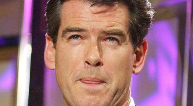 Pierce Brosnan is being linked to I.T.