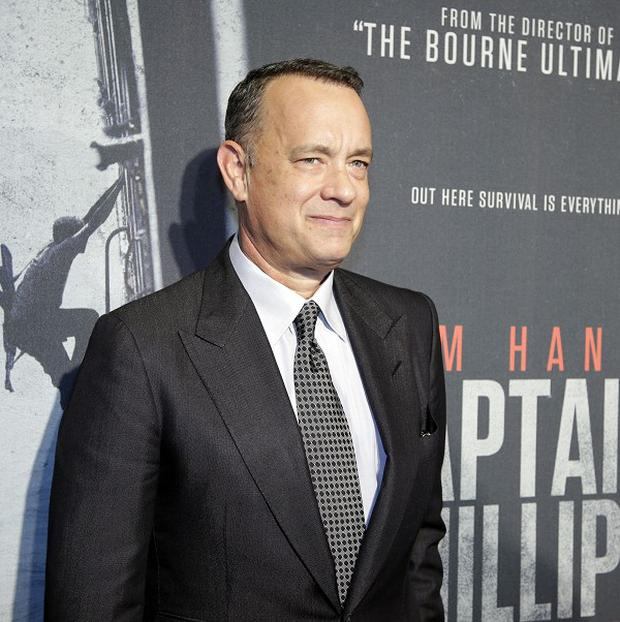 Tom Hanks doesn't watch his movies more than once