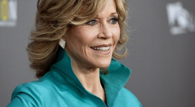 Jane Fonda will be recognised for her film work