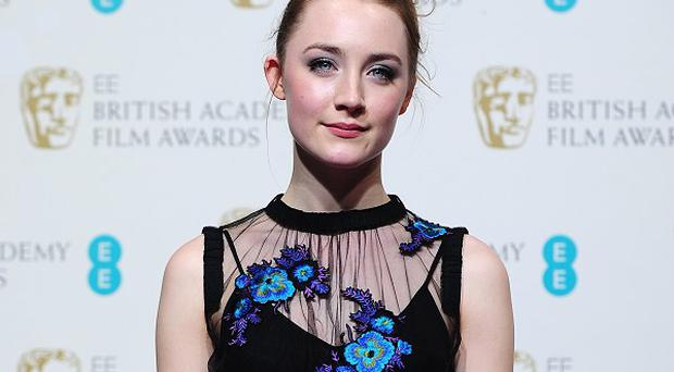 Saoirse Ronan said it was great fun auditioning for the next Star Wars film