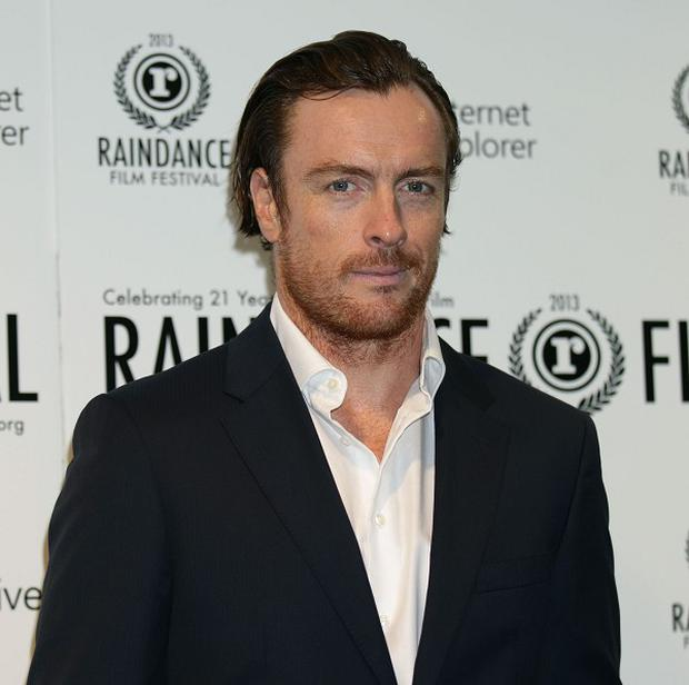 Toby Stephens' latest movie was a winner at the Raindance Film Festival