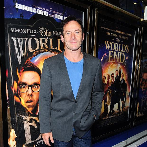 Jason Isaacs has signed up to star in Fury