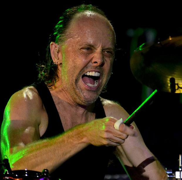 Metallica's Lars Ulrich is about to hit 50