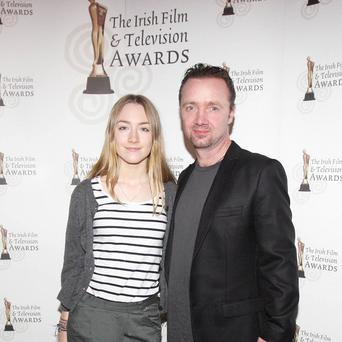 Saiorse Ronan wants her dad Paul to be in her new film