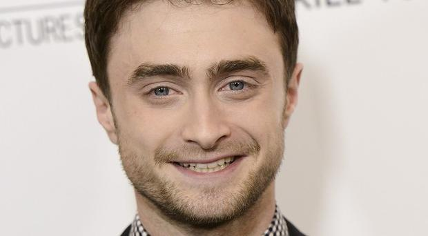 Daniel Radcliffe says he can understand why his gay love scene in Kill Your Darlings has sparked interest